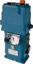 hydraulic actuator type 2231-1G by REGULATEURS EUROPA